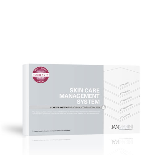 Jan Marini Skin Care Management Starter System - Normal / Combination Skin