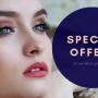 Special Offer Facials